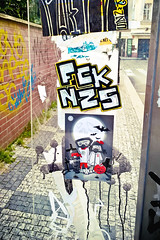 happy halloween (t-ninja) Tags: prague fck nzs monster zombies cemetery glass street streetart prague1 downtown cz czech tninja tnja teeninja tnj t tee t忍者 tninjah tag dog doggy ninjadog ninjamask ninja ninjah nja night happy halloween trickortreat trick or treat sticker slap stickerart slckr pumpkin slaptagging slaptag 2016 bat moon blackandwhite red visualart