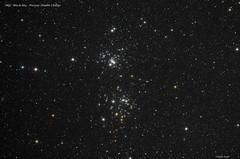 The Perseus Double Cluster (Ralph Smyth) Tags: perseus ngc869 ngc884 astrometrydotnet:id=nova1825634 astrometrydotnet:status=solved