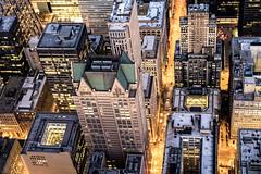 Les lumières de la ville (Lucille-bs) Tags: amérique etatsunis usa illinois chicago willistower skydeck lumières city architecture building