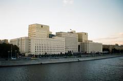 28790033 (Szymon Jagielski) Tags: moscow russia trip minolta xg1 ministry defense