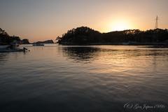 (GenJapan1986) Tags: 2016             japan island fujifilmx70 landscape sea sabusawajima miyagi twilight