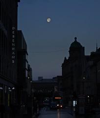 Debenhams (Bricheno) Tags: glasgow moon bus 61 firstbus argylestreet bricheno scotland escocia schottland cosse scozia esccia szkocja scoia