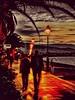 November sunset people (Christos Andreou) Tags: goldensunset sunset autumnlandscape november loutraki voltastoloutraki corinthia greece mediterranean beachwalking theworldwelive orange oranje ngc photoshop photoart hdrfilter goldenlandscape coastline beautifulworld people photographer opticalzoomphotos samsunggalaxykzoomsamples travel couple