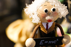 Einstein cute doll (sirenajing) Tags: handicrafts arts handwerk handarbeit ungarn hungary budapest city culture leisure shopping commercial editorial whitehair old cute simple decoration market small bokeh