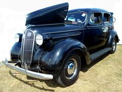 1937 Plymouth Sedan (splattergraphics) Tags: 1937 plymouth sedan mopar carshow carlisle carlisleallchryslernationals carlislepa