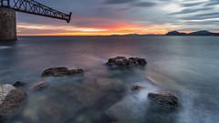 Amanecer desde Dícido (Carpetovetón) Tags: amanecer dícido cargadero mar marcantábrico cargaderodícido mioño castrourdiales cantabria marina costa nikond610 nikon1835 españa