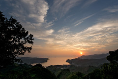(SYU*2) Tags: bluesky color landscape nikon love beautiful colors  scenery blue night d800 nature 1424mm nikoor  photography 1424  japan light sky