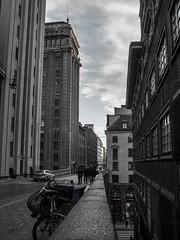 Kungstornen (André Brandt) Tags: ifttt 500px stockholm kungsbron architecture urban city sweden sverige gh4 lumix panasonic black white bw capture