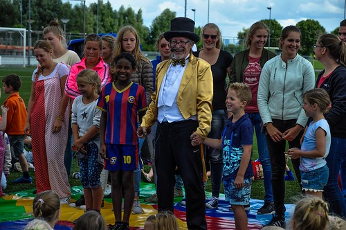 Cirque du Zomerfeest en bingo -85