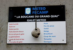 Fécamp - Météo (Philippe Aubry) Tags: normandie seinemaritime paysdecaux côtedalbâtre fécamp galet boucane météofécamp météorologie