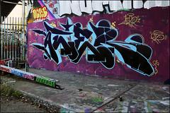 Ater (Alex Ellison) Tags: ater ctr cityrollers mh mhb northlondon urban graffiti graff boobs halloffame hof