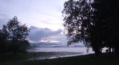 Lipno I reservoir, 30.05.2009.