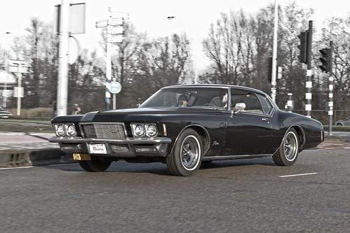 Buick Riviera Hardtop Coupé 1971 (5762)