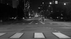 Early Morning (grexsysllc) Tags: sxsw blancetnoir blackandwhite blackandwhitephotography nikon nikonphotography nikond610 texas austin austincitylimits crosswalk streetphotography streets earlymorning monochrome capitoloftexas texascapitol capitol