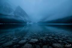 Lake Louise (Ar'alani) Tags: banff lakelouise winter reflection longexposure canada nikon d5 travel adventure landscape