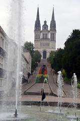 Cathédrale Saint-Maurice d'Angers (Majorshots) Tags: angers paysdelaloire cathédralesaintmauricedangers cathédralesaintmaurice