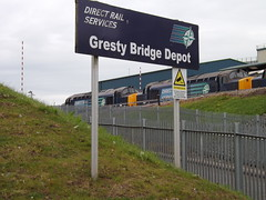 Crewe Gresty Bridge Depot (EGRP43924) Tags: english electric lord class 37 hinton 37409 37609 37601 37fifty