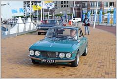 Lancia Fulvia Coupe Rally / 1968  -  AH-29-19 (Ruud Onos) Tags: rally 1968 coupe fulvia lancia nationaleoldtimerdaglelystad ruudonos ah2919 lanciafulviacouperally lanciafulviacouperally1968 sidecode1