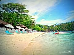 Summer's recollection (tropicalisland045) Tags: sea summer beach thailand southeastasia tropical raya  phuket  racha      rayaisland rachaisland