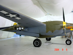 "P-38L Tangerine (17) • <a style=""font-size:0.8em;"" href=""http://www.flickr.com/photos/81723459@N04/9490158838/"" target=""_blank"">View on Flickr</a>"