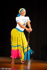 _MG_7441 (Virgil Kapel) Tags: red portrait music woman black art dance galen native belize indian performance caribbean creole suriname mestiza paramaribo universit carifesta galenuniversity