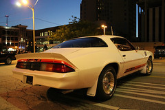 ...For A Ride (Flint Foto Factory) Tags: show county street city cruise red party summer urban orange white building fall classic chevrolet home car festival night vintage fun town gm theater downtown view theatre dusk muscle michigan stripes ss rear platform police august camaro foundation event capitol pony chevy fender american lucky 1978 wade carlo birthplace annual monte donnasummer trim 1979 flint cruiser mott sporty genesee vents rowe spoiler buiding generalmotors louvers fbody threequarter 2013 foraride geneseetowers worldcars backtothebricks