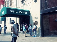 "September 2013 East Harlem Outreach • <a style=""font-size:0.8em;"" href=""https://www.flickr.com/photos/55712997@N04/9731096823/"" target=""_blank"">View on Flickr</a>"