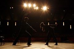 Show Time (Lexi Gajownik) Tags: backlight canon actors theater audience stage acting drama auditorium