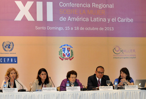 Twelfth session of the Regional Conference on Women in Latin America and the Caribbean