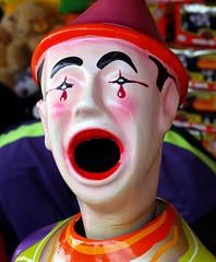 Perth Royal Show 2013 - Bleeding Clown Eyes Still See You