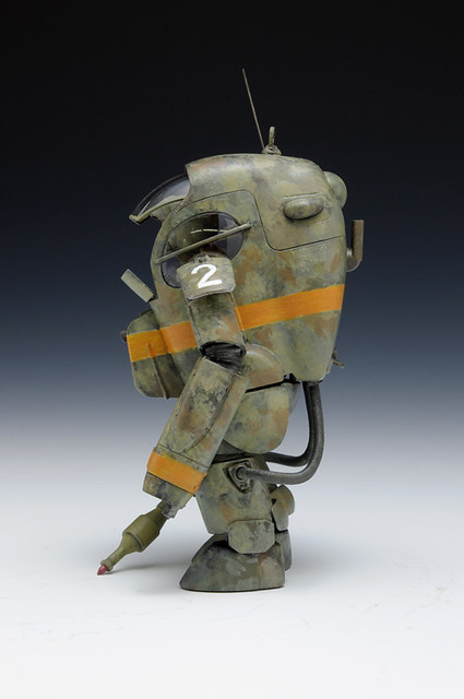 Ma.k.展覽紀念版1/20比例模型KÜSTER & FRIEDRICH SPECIAL BOX