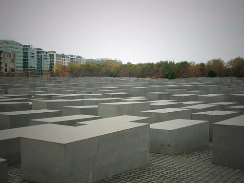Mémorial de l'holocauste, Berlin, Allemagne