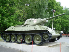 "T-34 76 Model 1941 (1) • <a style=""font-size:0.8em;"" href=""http://www.flickr.com/photos/81723459@N04/10530656985/"" target=""_blank"">View on Flickr</a>"