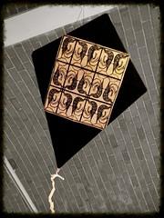 FRANCISCO TOLEDO: PAPALOTE 16 (Luz D. Montero Espuela. 2.5 million visits. Thanks) Tags: madrid apple europa arte papel dibujo pintura iphone cometa papalote franciscotoledo espana mexico artesania luzdmonteroespuela museodeamerica