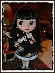 She Has a Name!!! (Finally) - Minuet (Minnie) Chocolateer