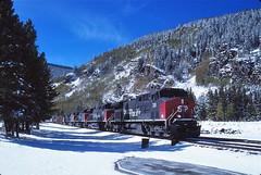Pando, Colorado (UW1983) Tags: trains sp railroads southernpacific pando tennesseepass coloradotrains