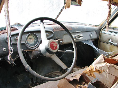 SHABY WILLYS AERO INTERIOR