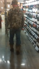 Young shopping huz-stud (rocky_204) Tags: boots butt wrangler