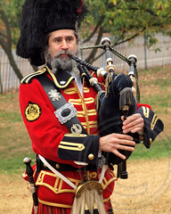 Bagpiping by Jerry Dixon, 1776 Battle of Fort Washington Reenactment Commemoration, Fort Tryon Park, Manhattan, New York City (jag9889) Tags: park city nyc costumes camp people music ny newyork art history festival freedom scotland kilt manhattan performance craft battle player demonstration event retreat artists revolution soldiers revolutionarywar bagpipes americanrevolution independence reenactment troops bagpiper 1776 weapons brigade washingtonheights forttryon fortwashington forttryonpark bagpiping commemoration nycparks wahi 2013 continentalarmy jerrydixon battleoffortwashington jag9889 forttryonparktrust 237thanniversary 11172013