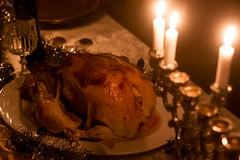 Happy Thanksgivukkah! (Photography by Chris Howard) Tags: thanksgiving chris food holiday by canon project turkey photography eos photo long howard year photoaday jewish 365 hanukkah chanukkah menorah hanukkiah 50d project365 photo365 photographybychrishoward wwwphotographybychrishowardcom thanksgivukkah