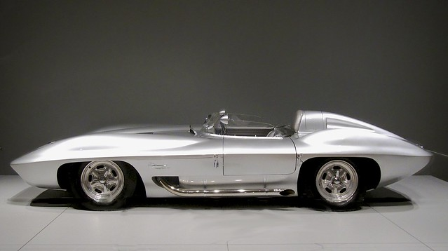 canon stingray chevy corvette conceptcar 59chevy
