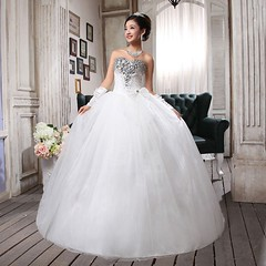 Wedding Dress (salier)