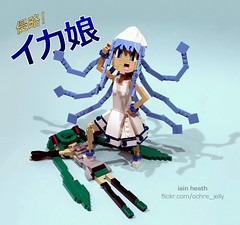 Squid Girl is ink-redible!