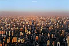 /  the city shadow (blackstation) Tags: china road street city travel blue weather skyline architecture canon buildings shanghai fine viaduct highways cbd     inspiring fineday asunnyday skyscraping  sunshineshine