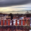 Standing on rooftops! (julieredred77) Tags: york uk sky rooftops uploaded:by=flickrmobile flickriosapp:filter=nofilter