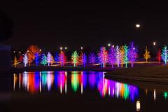 Rainbow Park (Nicolas Gallegos) Tags: vitruvianlights