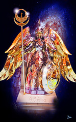 Cloth of Athena (possiblezen) Tags: ex saint anniversary goddess collection 10th cloth cosmo athena myth seiya saori kido