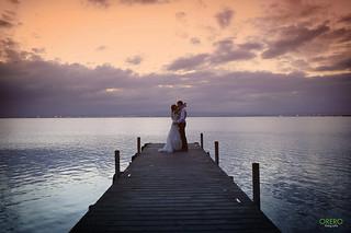 Dock Wedding