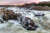 Winter Mist at Great Falls (dngovoni) Tags: ngc blinkagain bestofblinkwinners