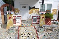 Key West (Florida) Trip, November 2013 8088b 4x6 (edgarandron - Busy!) Tags: houses house tile keys florida tiles keywest floridakeys